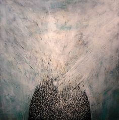 "Ron Eady, Sensorium 2, 48"" x 48"" ... my next purchase perhaps?"
