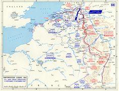 Ww2 map68 - マーケット・ガーデン作戦 - Wikipedia