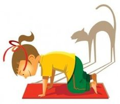 Beneficios Yoga Infantil.