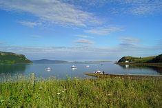 #Schottland #Scotland #landscape #landschaft #BabettsBildergalerie Scotland Landscape, Land Scape, Illustration, Mountains, Nature, Travel, Pictures, Printing On Wood, Artist Canvas