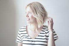 Graphic designer Annika Välimäki