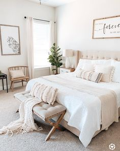 Top Wholesale Home Decor Sites Boho bedroom decor ideas decor.Top Wholesale Home Decor Sites Boho bedroom decor ideas decor Room Ideas Bedroom, Dream Bedroom, Home Decor Bedroom, Farmhouse Bedroom Decor, Cozy Master Bedroom Ideas, Adult Bedroom Ideas, Budget Bedroom, Bedroom Frames, Wooden Furniture Bedroom