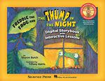 Freddie The Frog® And The Thump In The Night - Digital Storybook by Sharon Burch - Digital Storybook With Interactive Lessons
