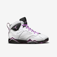 727affb88841fa Amazon.com  Nike Jordan Kids Air Jordan 7 Retro GG Basketball Shoe  Shoes