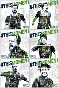 I created this campaign alongside Alex Preston (Creative Director) for use in print and digital media. The Seattle Sounders' current MLS playoff run features #ThisMoment campaign on their website, social media, and in stadium signage. We wanted to tell a …