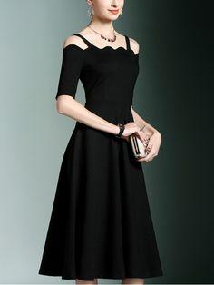 23e1bca94e21e 11 Best Black cold shoulder top outfit images | Black cold shoulder ...