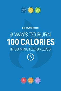 Short on time, but still want to burn some calories? Check out this list.
