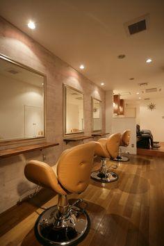ENVY|設計・デザイン実績|美容室|WHATS Inc./株式会社ワッツ