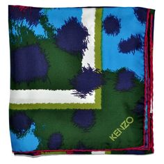 9db1cf142 13 Best Kenzo Scarves images in 2019 | Square scarf, Kenzo, Scarf sale
