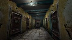Image result for asylum interior