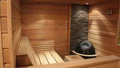 Cuartos de sauna personalizados (a la medida) - Helo México