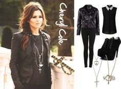 """Cheryl Cole contest"" by maddy250199 on Polyvore"