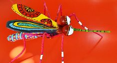 Resultado de imagen de como hacer un mosquito manualidades