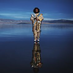 This is the new album from Kamasi Washington, entitled Heaven and Earth. It really is a crazy multi genre, modern jazz album that you should download and have a listen to