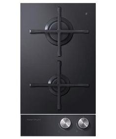 CG302DNGGB1 - 30cm Gas on Glass Cooktop - 80955