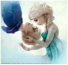 Elsa & Jack #love #beautiful #forever