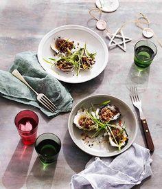 oyster dressing recipes :: Gourmet Traveller Magazine Mobile