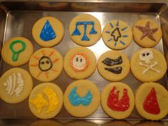 Rune Cookies by Kimmy Lynn I'm hungry