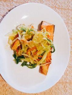 野菜たっぷり鮭のちゃんちゃん焼き by 六東花香 [クックパッド] 簡単 ...