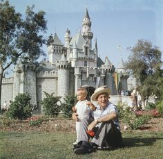 23 Magical Pictures From The Golden Years Of Disney