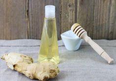 Recette : Gel douche nutritif et stimulant Miel & Gingembre - Aroma-Zone