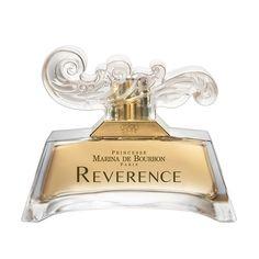 Reverence Feminino Eau de Parfum. Attention : reverence en anglais signifie vénération. En français, révérence signifie bow.