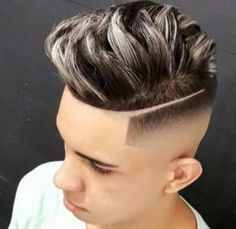 types of haircuts boys s highlights shadow root 2099