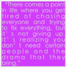 Love this quote and I am truly living by it now :)