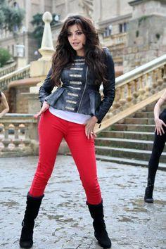 Kajal Agarwal Hot Photos in Jeans Exclusive