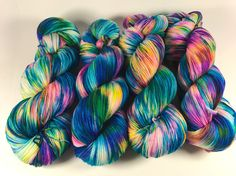 A personal favorite from my Etsy shop https://www.etsy.com/listing/215197276/coco-fingering-hand-dyed-yarn-fingering