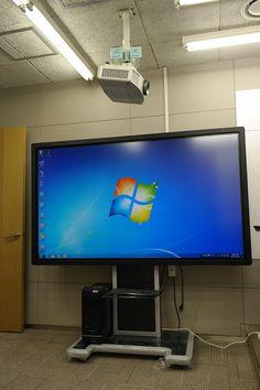 [스마트칠판] 메가스터디에 설치한 84인치 LED전자칠판 입니다. 큰 화면이 시원시원합니다. ^^ http://smart-touch.biz/shop/main/index.php