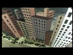 Charley and the New Town - A Great British Cartoon From 1948 on Garden City Inspired New Town Planning in Post War Britain. The Neighborhood Centre is Seen as a Key Premise and Charley is Riding his Bike to Work!  http://www.theatlanticcities.com/neighborhoods/2012/01/what-old-british-cartoon-can-teach-us-about-urbanism/972/