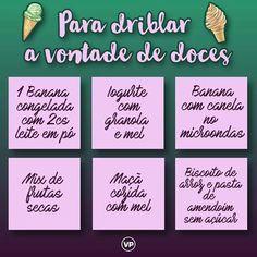"""345 curtidas, 6 comentários -  Dalilinha  (@dalifernandes) no Instagram: """"Bom dia!!! Dica do Vigilantes do Peso Para enganar a vontade de comer doce."""""""