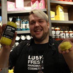London Oxford St | Lush Fresh Handmade Cosmetics