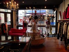 Londons Top 10 Independent Clothing & Fashion Boutiques