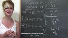 Španělský videotip č.4: Třídy španělských sloves