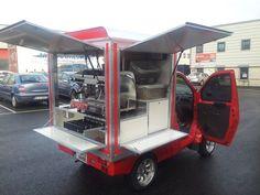 Catering Trailers - Motorised Catering Vans - Mobile Kiosks - Catering ...