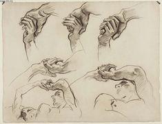 John Singer Sargent's Sketch for Heaven (4)