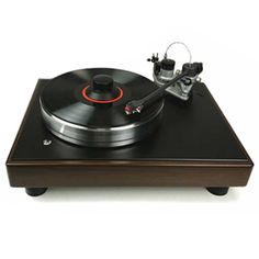 "VPI Classic 2 Turntable - Walnut (10"" 3D Arm): $3,999 #Vinyl #VinylRecords #Turntables #SoundStageDirect #Records #RecordCollecting #RecordCollectors #VPI"