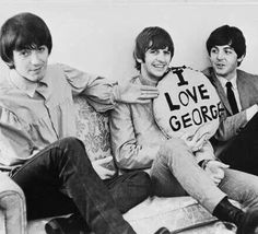 and John, and Ringo and Paul... :)