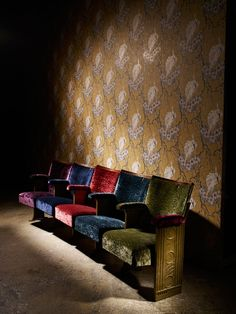 'Metropolis'  by Linwood Fabrics & Wallpapers available from Cubbin & Bregazzi