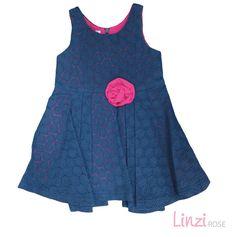 Linzi Rose Audrey Anglaise Dress