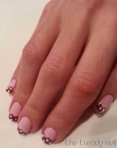 Sprinkle Nails - Get The Look!  DIY Custom Nail Art Right At Home!