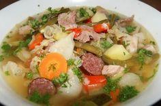 Como deixar a sopa mais saborosa e nutritiva