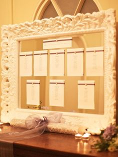 This is a lovely idea - you could use the mirror in your home afterwards!