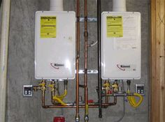 Tankless hot water heaters deliver hot water only when you need it. On Demand hot water heaters heat the right amount of water at the right time and only when you're using it. Simply Green Plumbing, Sewer & Rooter serving Gilroy, San Jose, Willow Glen, Los Gatos, Morgan Hill and surrounding areas.