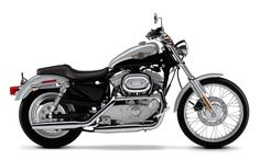 2003 harley sportster 883c... We have the 100th anniversary. Love it!