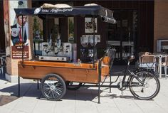 Retro Coffee Bike /coffee Serving Cart/hot Food Truck - Buy Fast Food Truck,Coffee Bike For Sale,Drift Trike For Adults Product on Alibaba.com