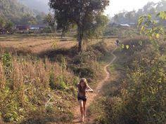 O melhor de Luang Prabang Luang Prabang, Country Roads, Asia Travel, Lugares