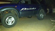 Ironman suspension installed 29/09/2014 Prado, Land Cruiser, Iron Man, Toyota, Monster Trucks, Cars, Vehicles, Iron Men, Autos